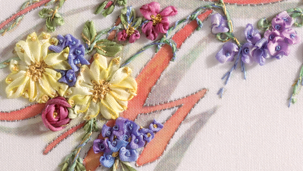 Clusters-of-blue-flowers-in-loop-stitch