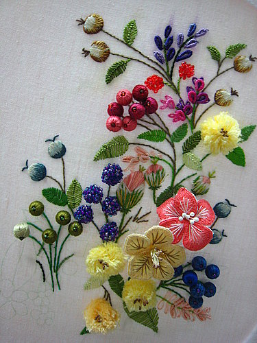 Embroidered by Kwok Wing Sum