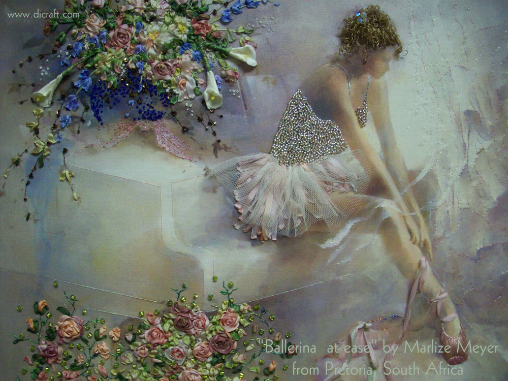 'ballerina at ease' by Marlize Meyer from Pretoria, South Africa