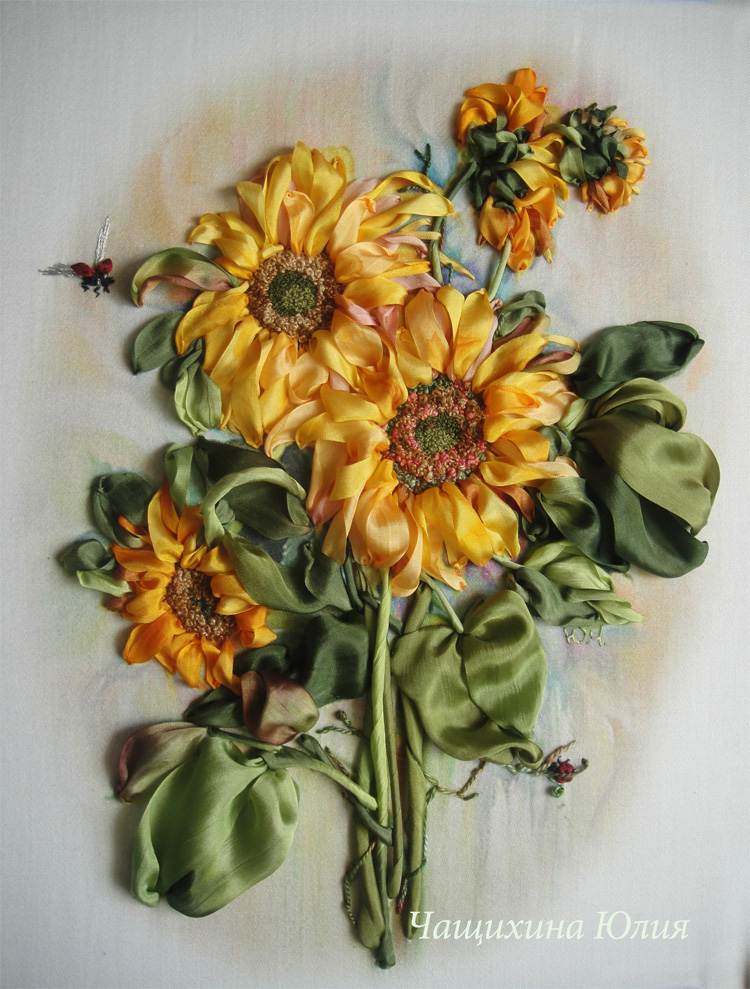 1 Sunflowers by Julia Chaschihina from moscow