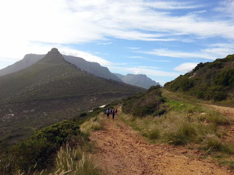 Hike at Llandudno