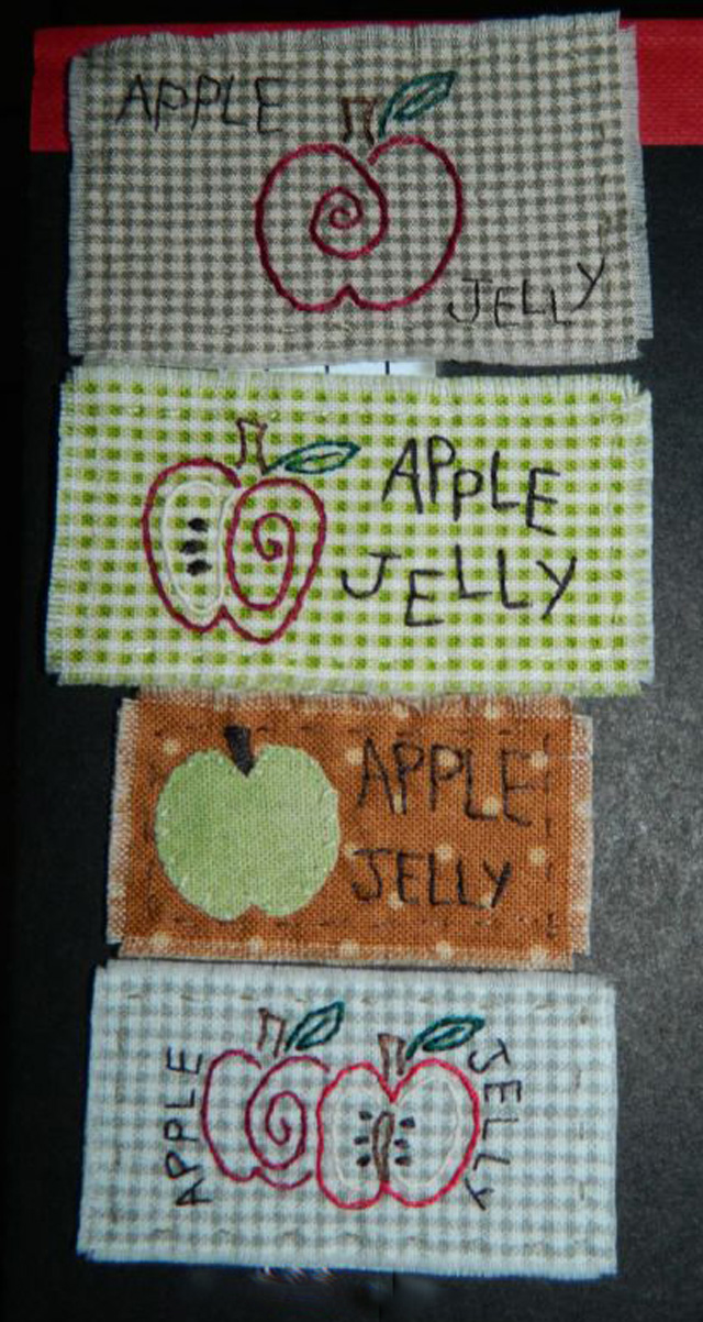 apple labels 3