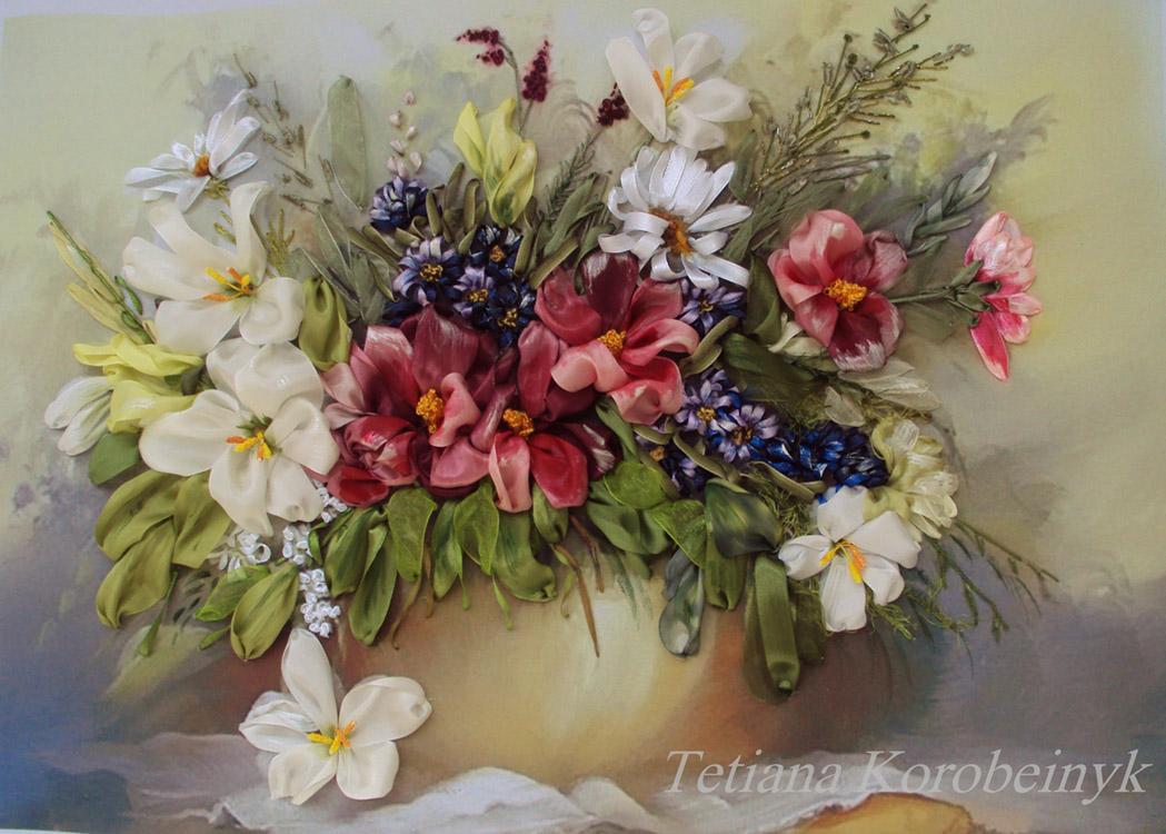 1 by the talented Tetiana Korobeinyk from Foggia, Italy