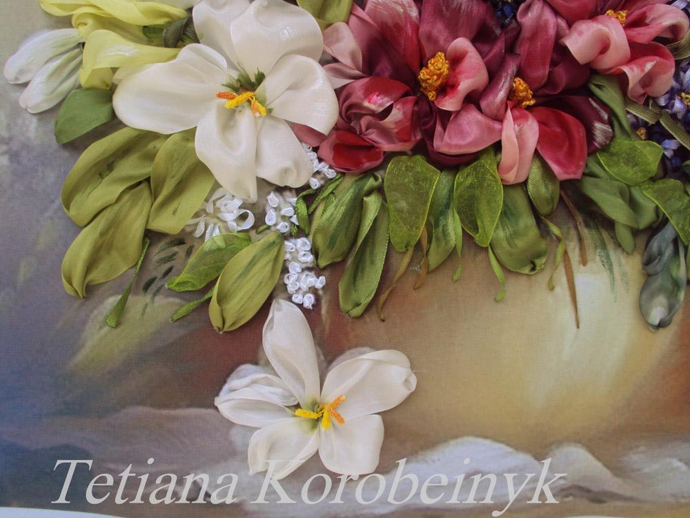 5 by the talented Tetiana Korobeinyk from Foggia, Italy