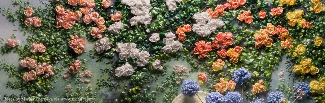 16 Roses by Marina Zherdeva