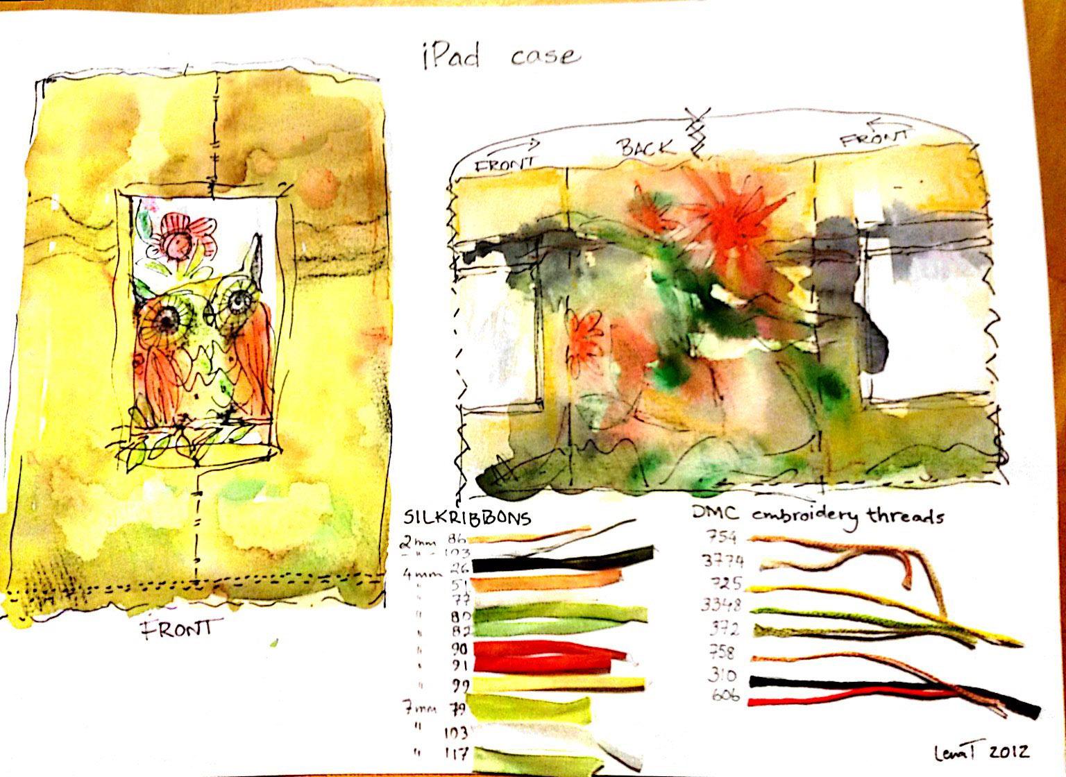4 Lena's Sketch