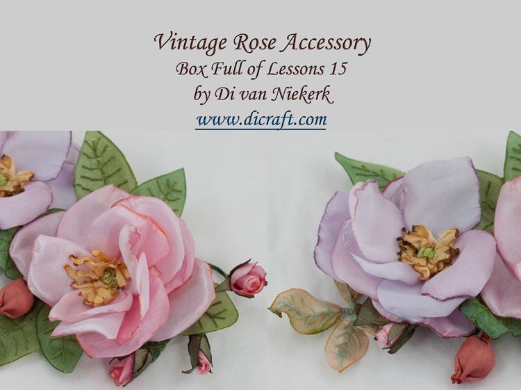 Box 15 Vintage Roses