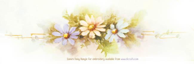 Daisy Bangle design