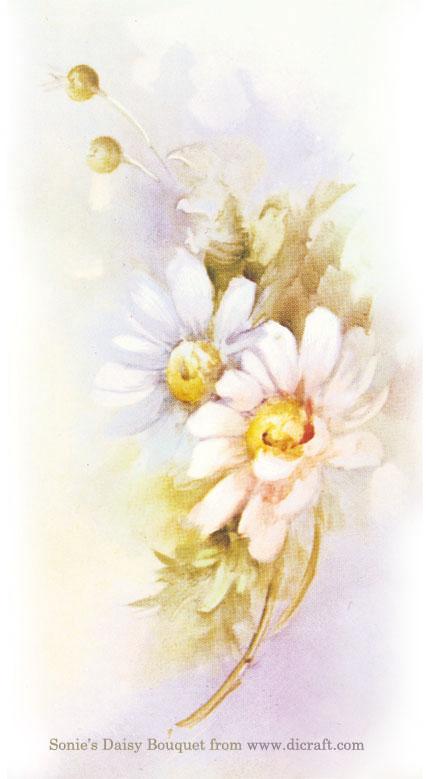 SA1Daisy bouquet