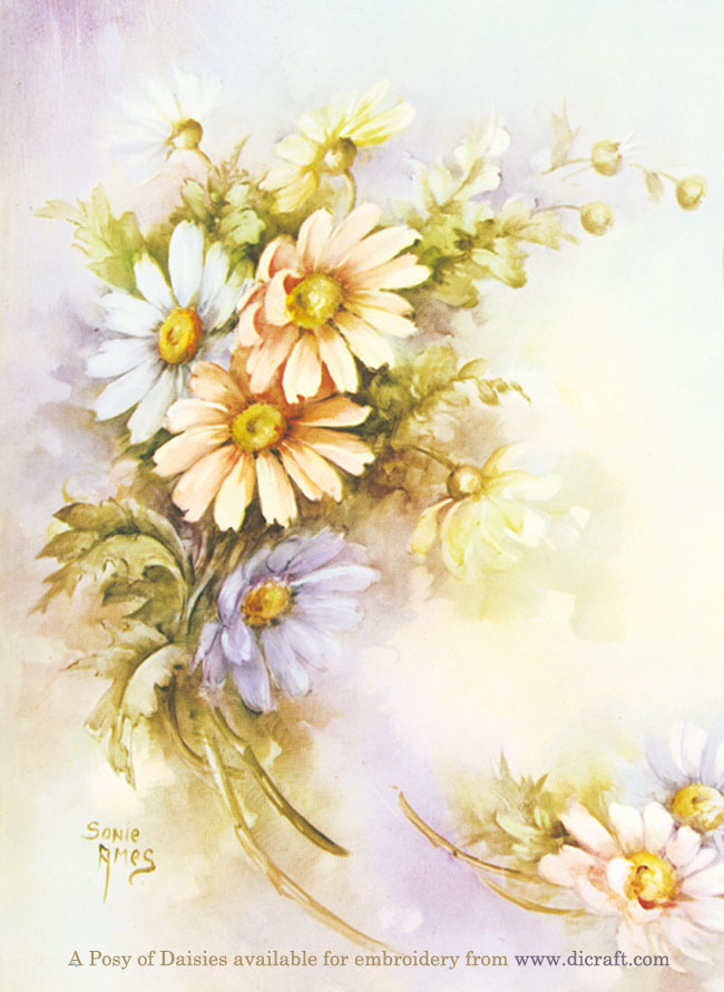 A Posy of Daisies