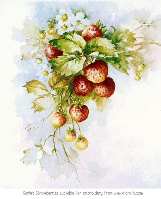 Sonie's Strawberries