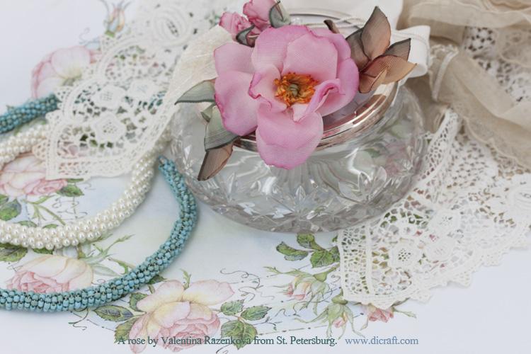 Vintage Rose by Valentina Razenkova