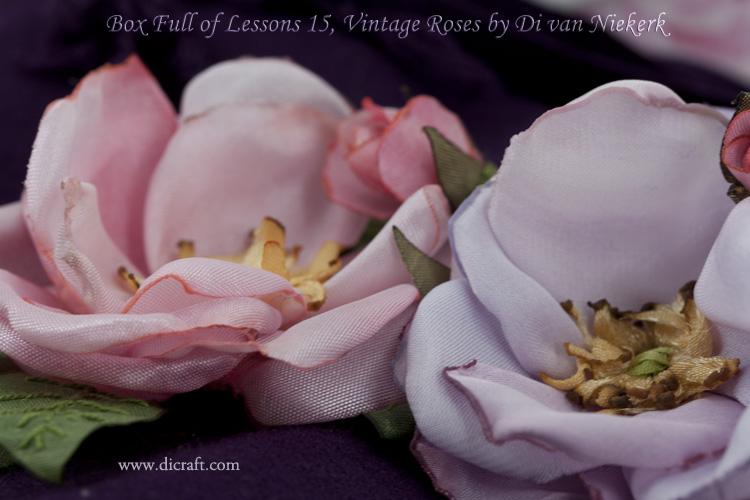 Vintage Roses for you