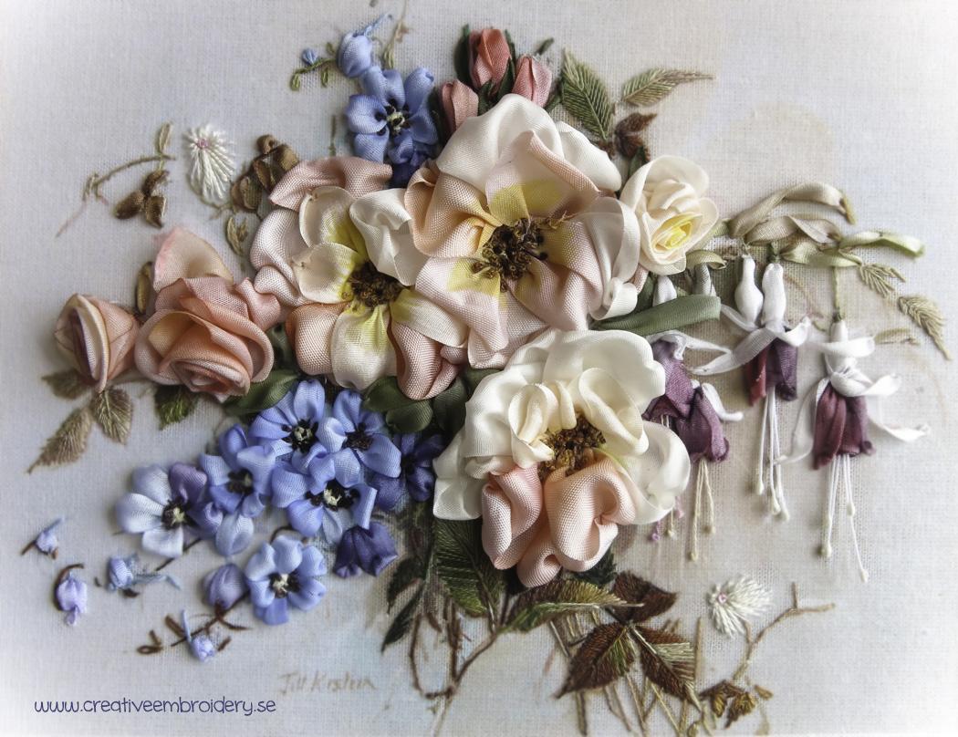 1Fuchsias, Roses & Delphiniums - helbild - stor