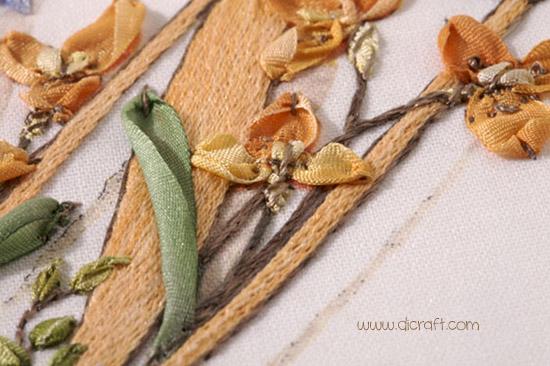 4 Make the orange Lilies