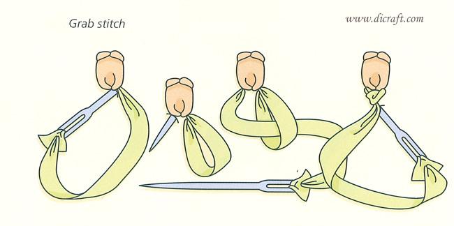 Grab stitch