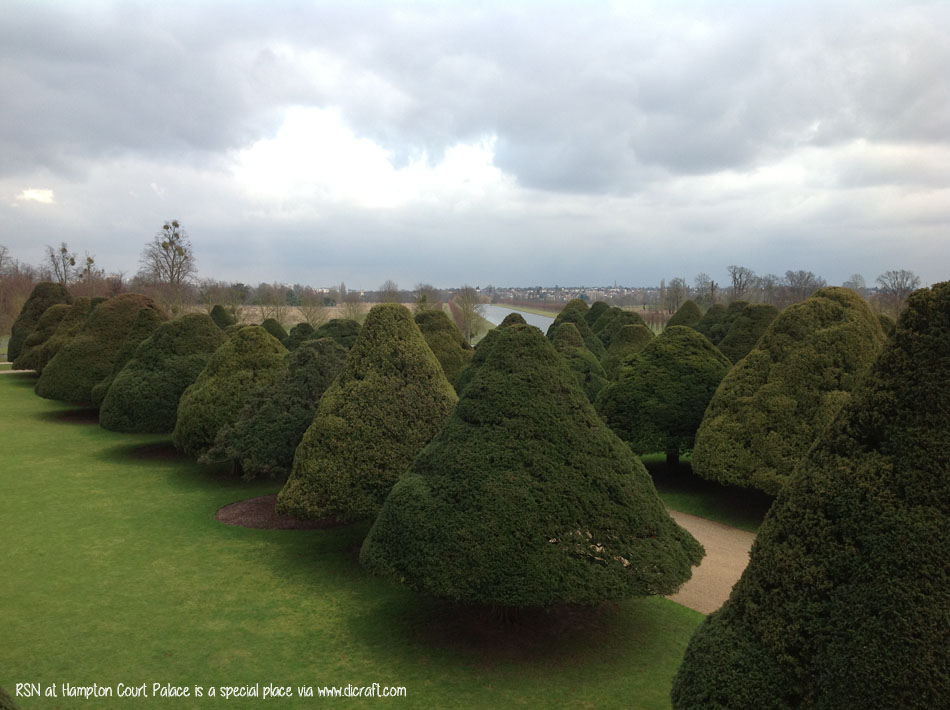 Hampton Court - the RSN