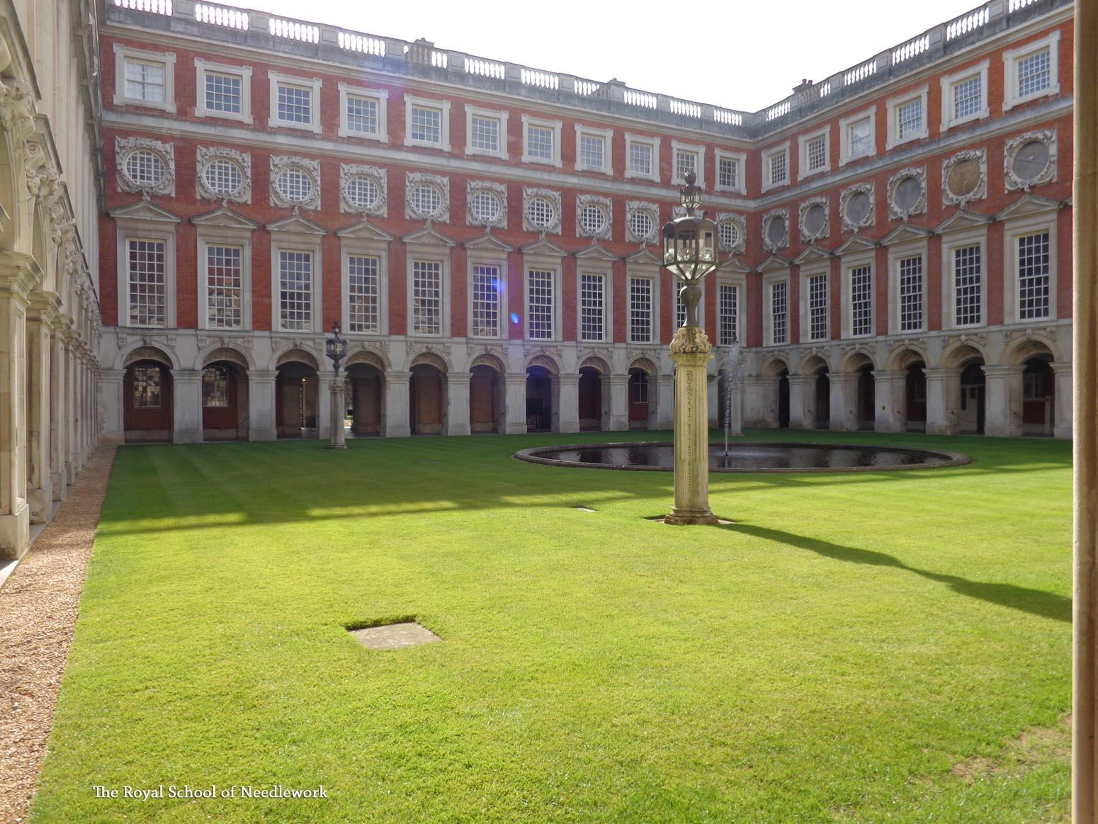 Hampton Court - the RSN3
