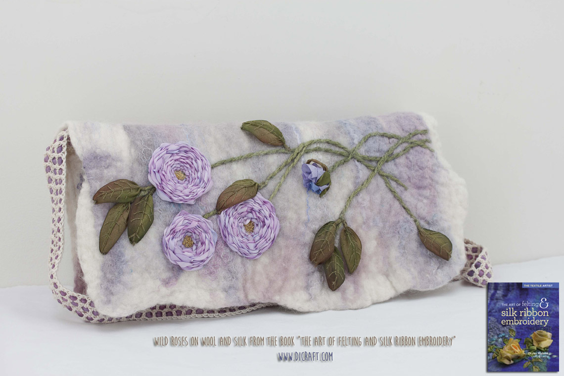 Clutch-bag-on-felted-wool-and-silk