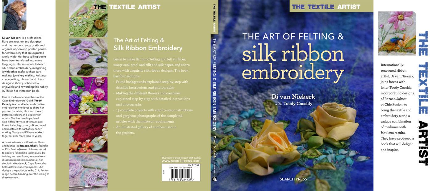 Textile Artist_Felting COVER