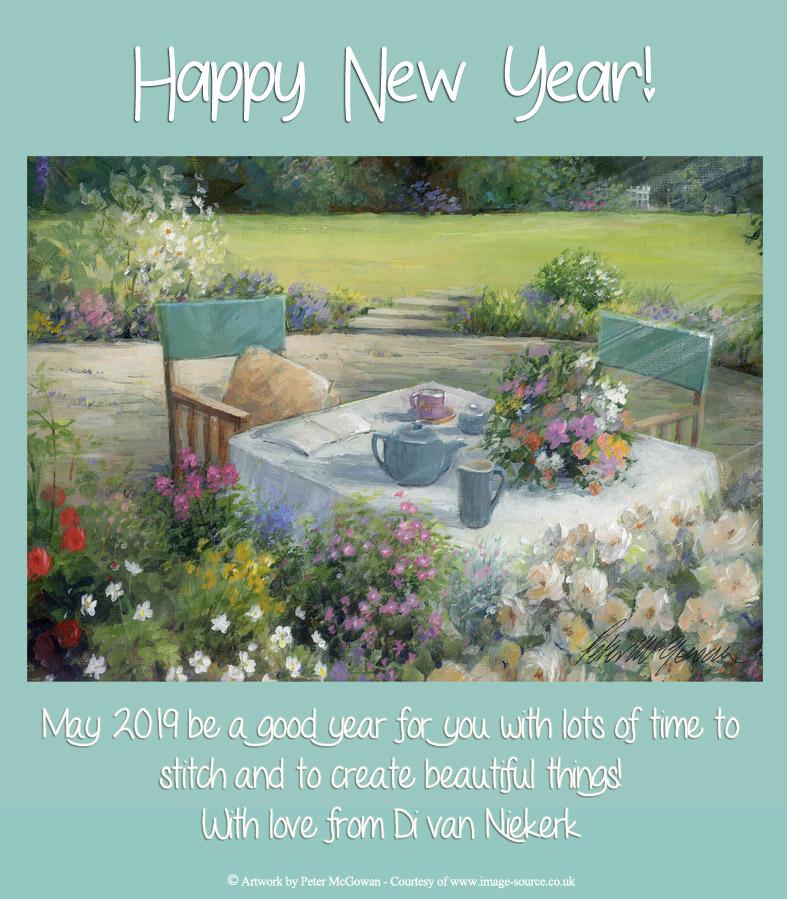 Happy New Year 2019