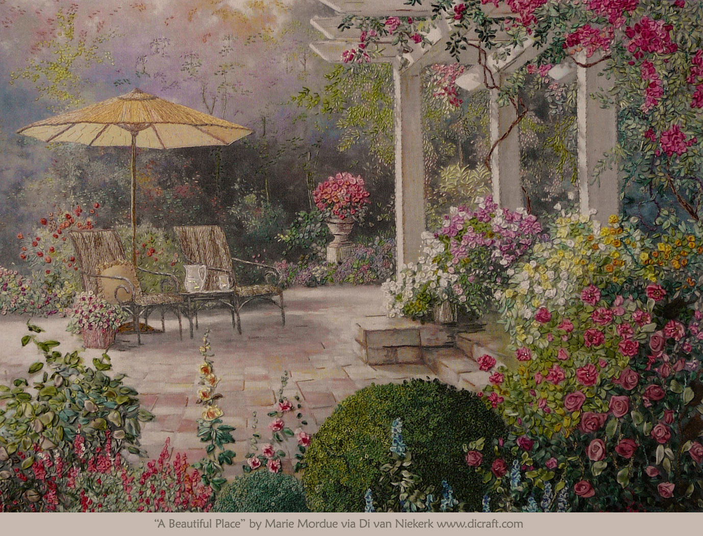 A Beautiful Place by Marie Mordue